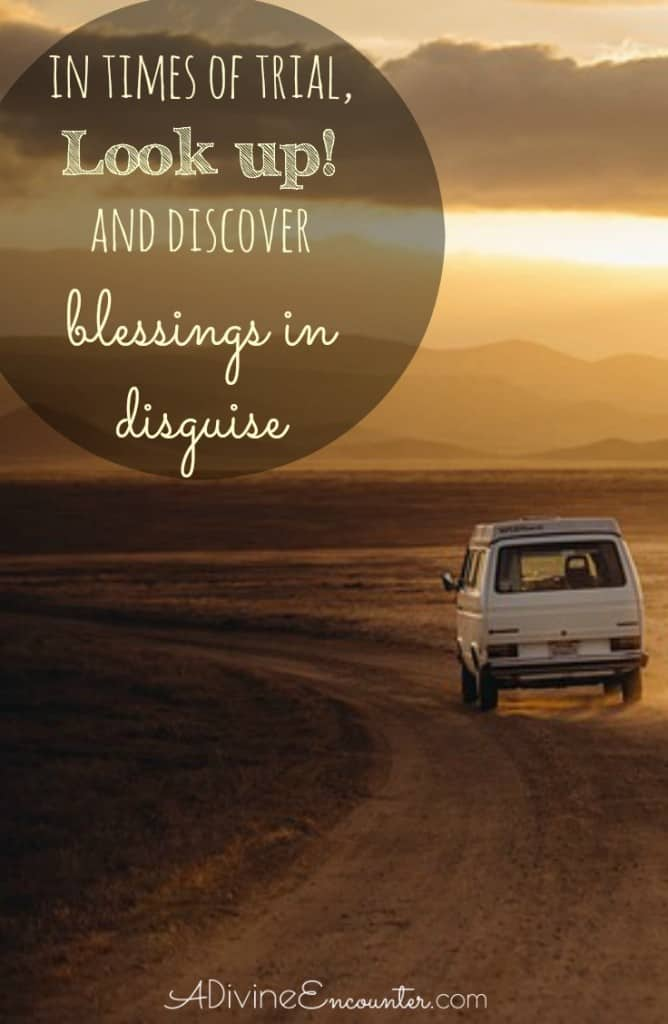 Uplifting thoughts about trials we face and their blessings in disguise. Experience God's presence in the midst of troubled times.