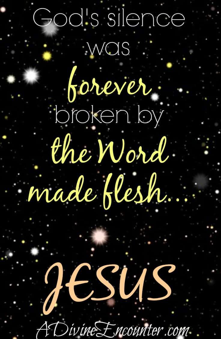 Emmanuel, God with us