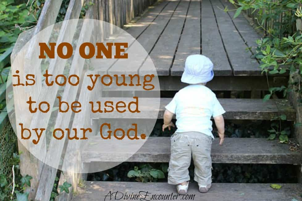 Eye-opening post about God's desire to encounter children. (Mark 3:14) http://adivineencounter.com/monday-minute-divine-encounters-with-kids