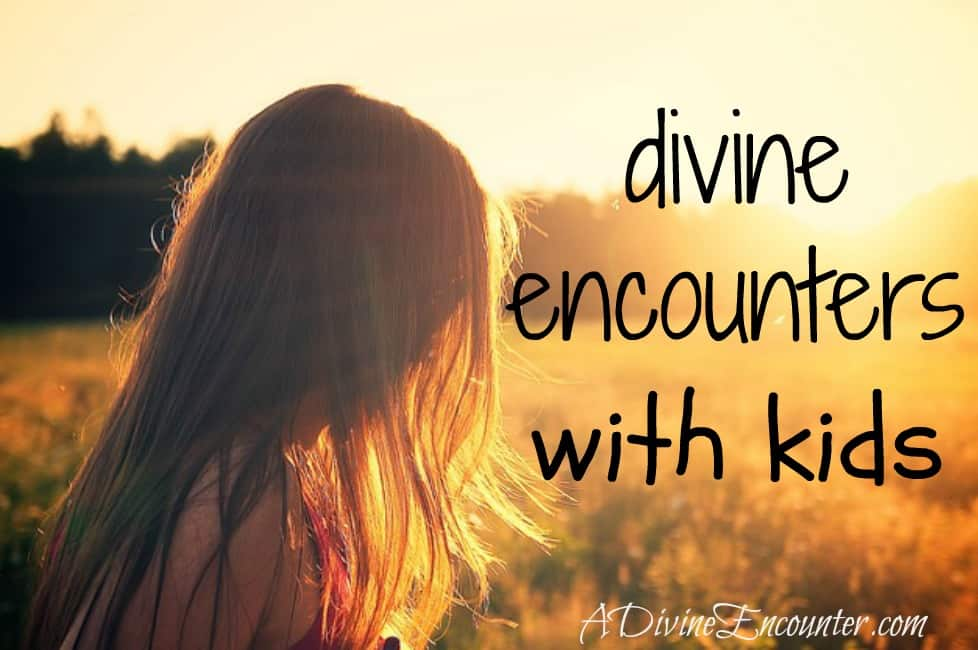 Considering divine encounters in the Bible.