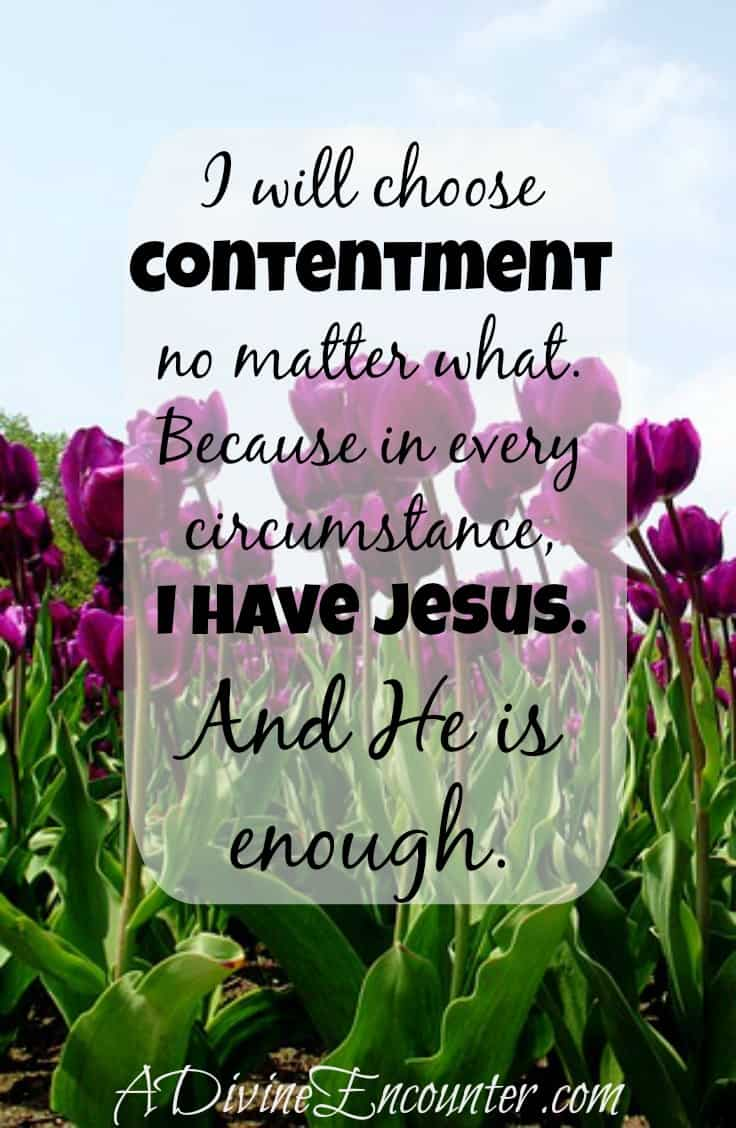 Eye-opening post considering discontentment in the Christian life.(Proverbs 27:20) http://adivineencounter.com/monday-minute-dissatisfied