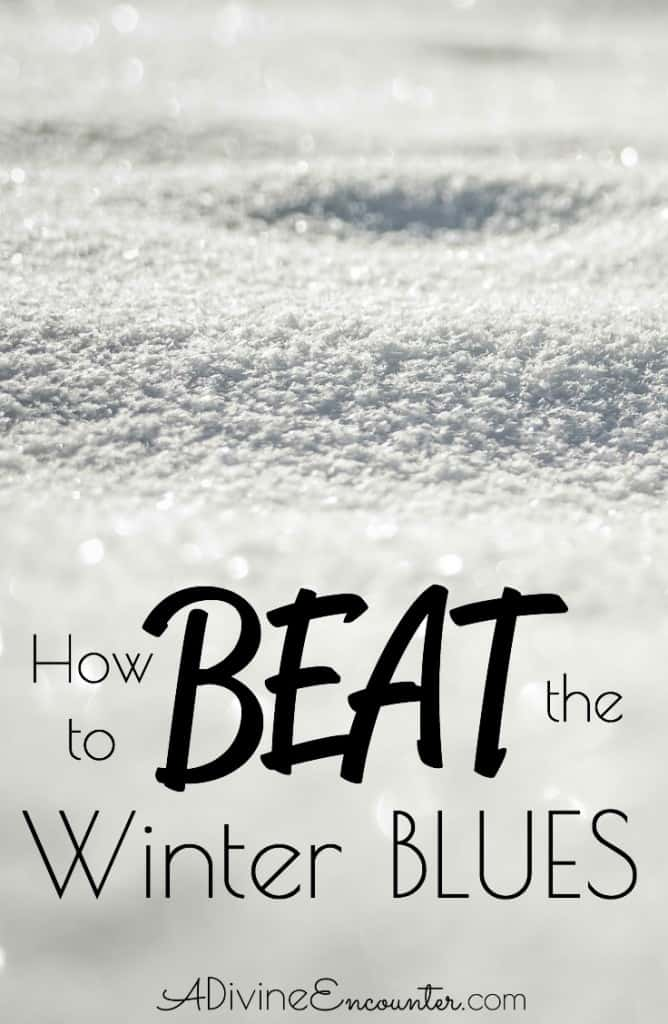 Honest & insightful post offers numerous tips for Christians beating the winter blues. A must-read for Christians experiencing seasonal periods of sadness!