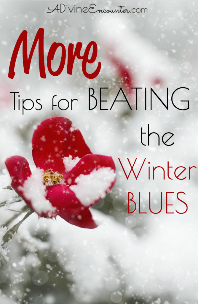 Tips for beating the winter blues