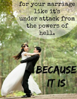Protecting Your Marriage quote