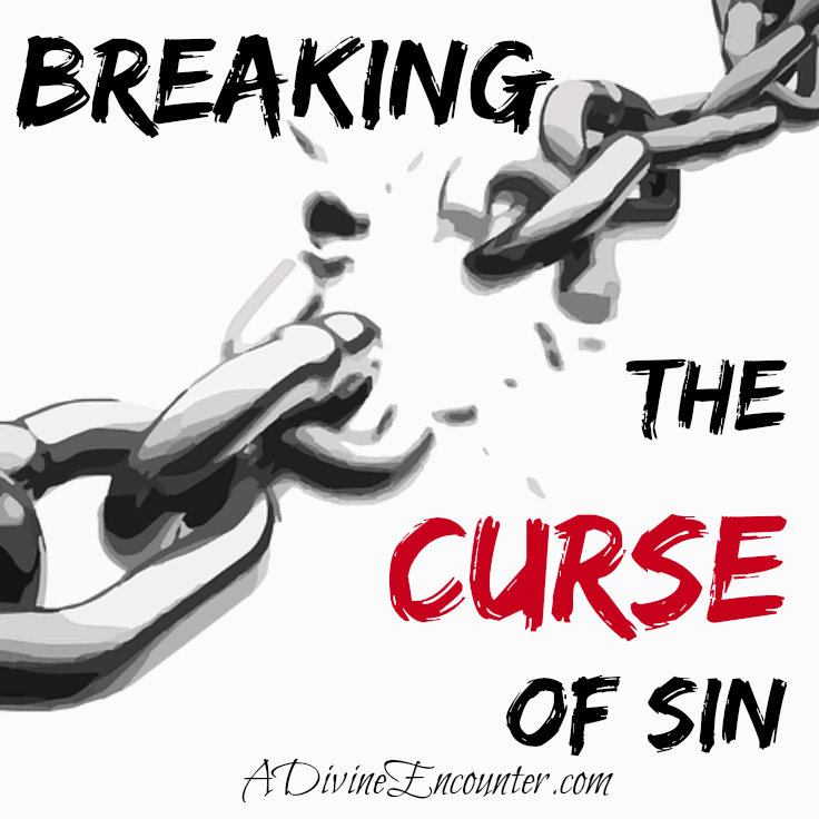 Uplifting post ponders God's desire to break the curse of sin, and examines the surprising details surrounding a curse in Jesus' own family tree. http://adivineencounter.com/far-as-the-curse-is-found