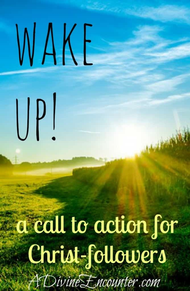 Wake Up! - a Christian wake-up call
