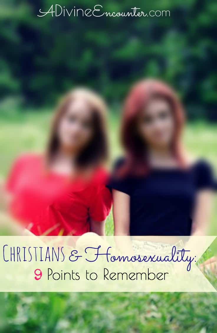 the christian perspective of homosexuality What does the bible say about same sex marriage if god had intended the human race to be fulfilled through both heterosexual and homosexual marriage the true church of god must stand resolutely firm and never allow the sanctioning of same sex marriages by christian clergy.