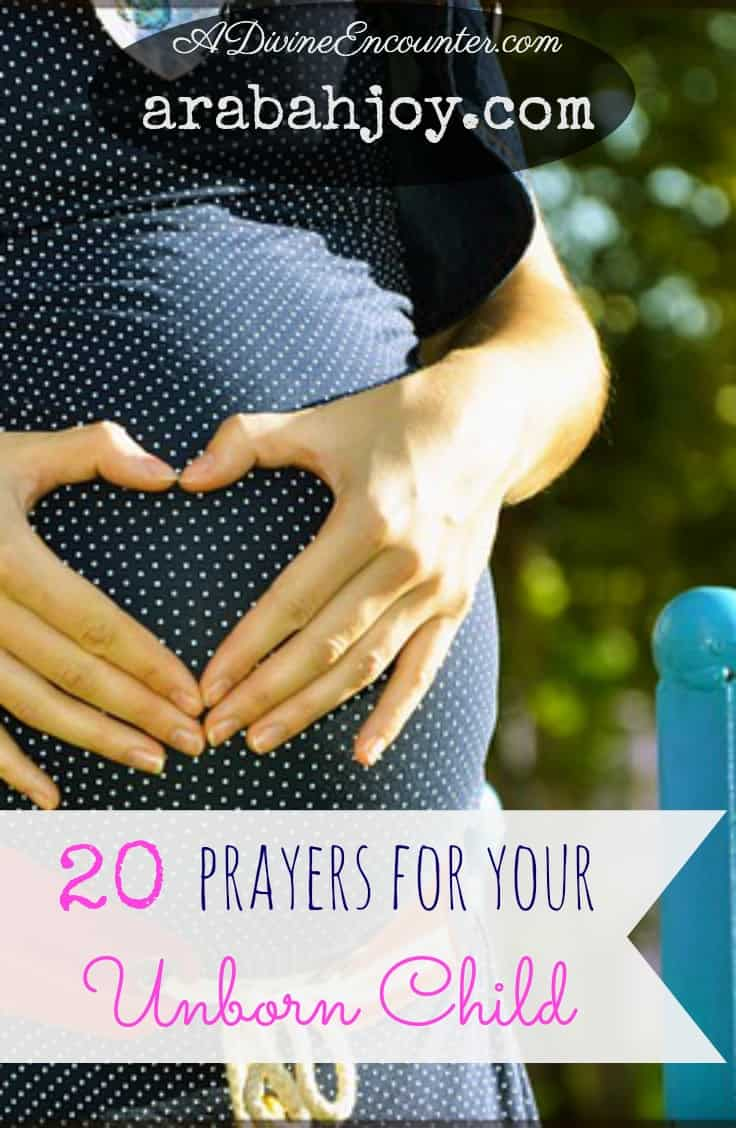 14 Scriptures to Pray Over your Unborn Baby {and Other ... |Prayer For Unborn Baby