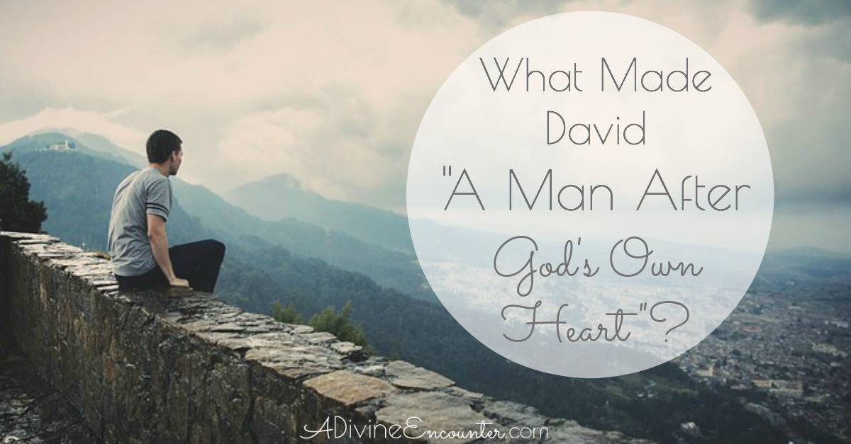 "the life and character of david the man after gods own heart David was ""a man after [god's] own heart""  the closer i have gotten to the life of this man, david,  chasing after the heart of god."