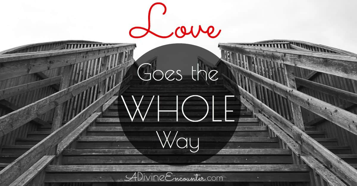 Love Goes the Whole Way