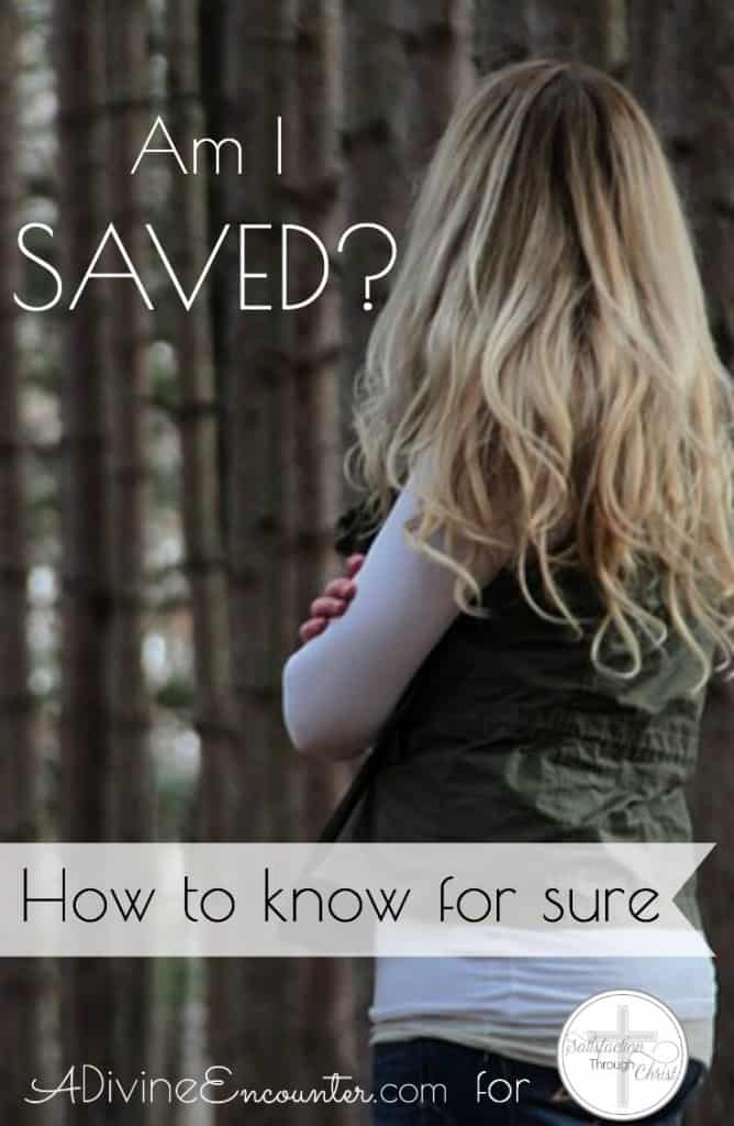 What should you do as a Christian who is doubting your salvation? Insightful post considers how to find assurance of salvation.
