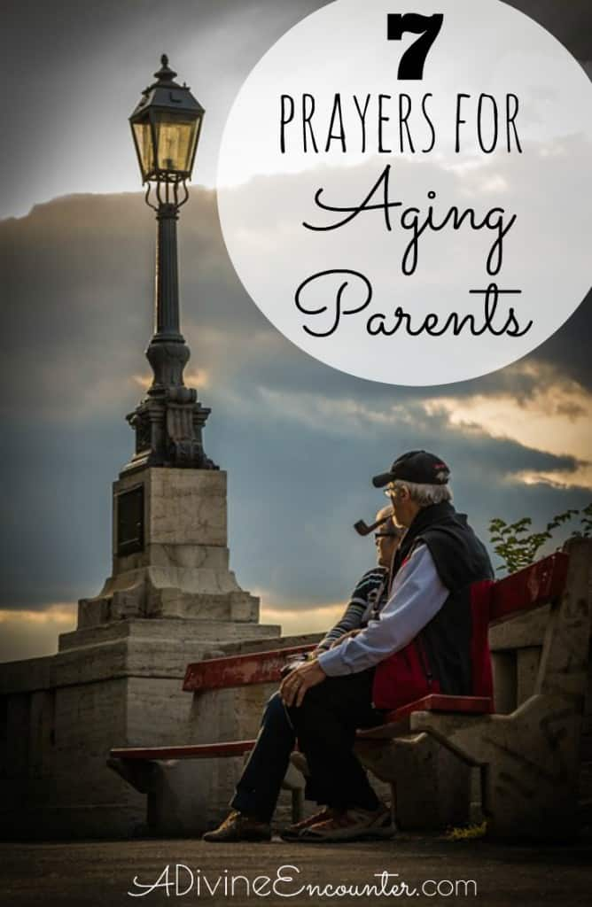 Do you need encouragement and strength from God as you care for your aging parents? Here are 8 prayers for aging parents and their children.
