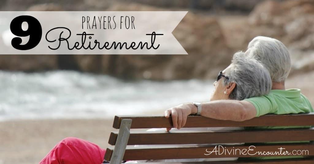 Prayers for Retirement fb