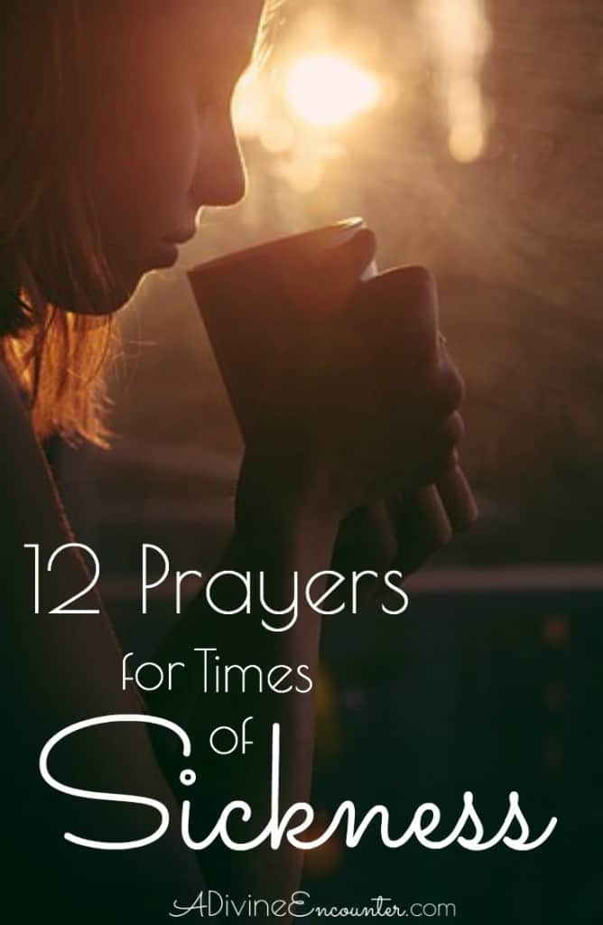 Times of illness can be among the hardest of our lives. Lift to the Lord these 12 biblical prayers for strength in your time of sickness.