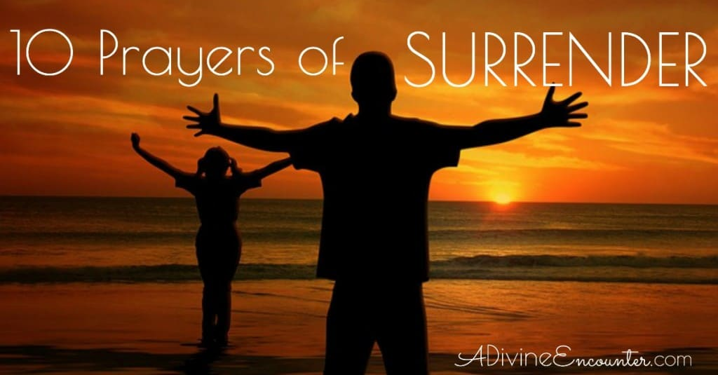 Prayers of Surrender fb