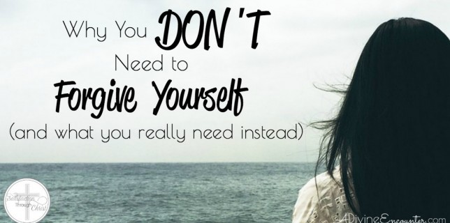 Forgive Yourself fb