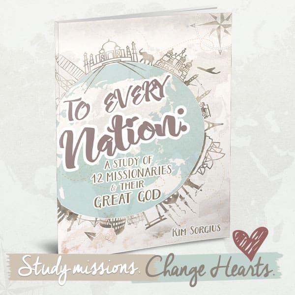 To Every Nation cover