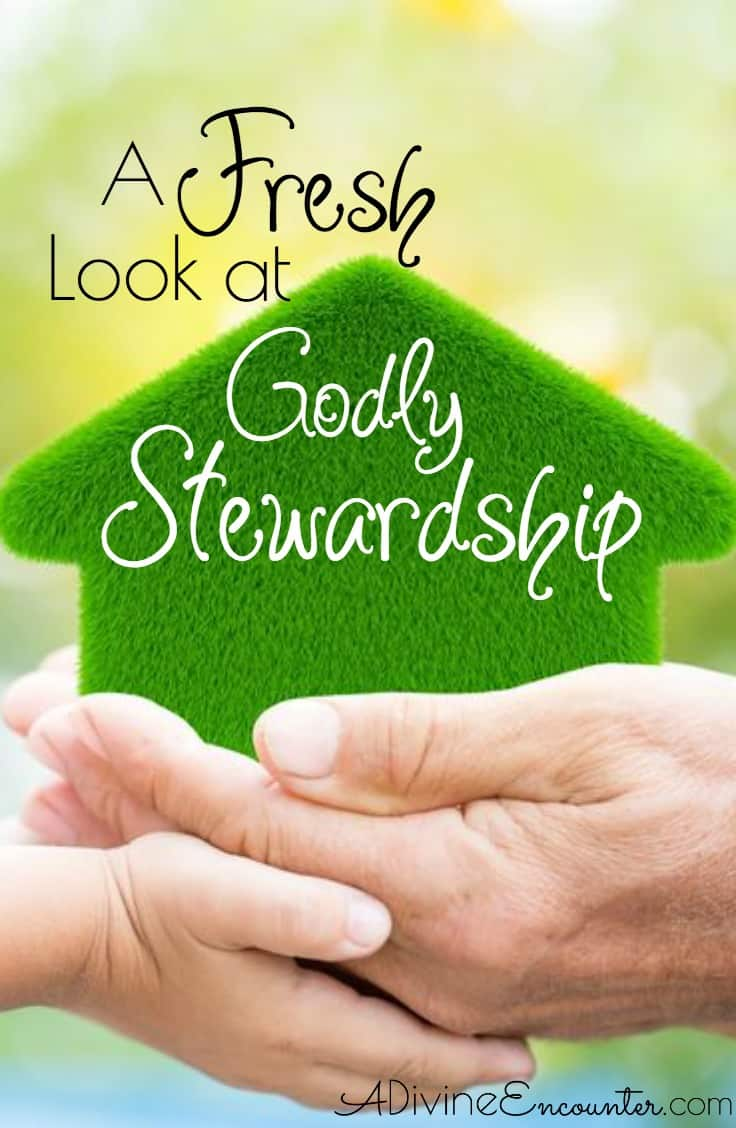 A Fresh Look at Godly Stewardship