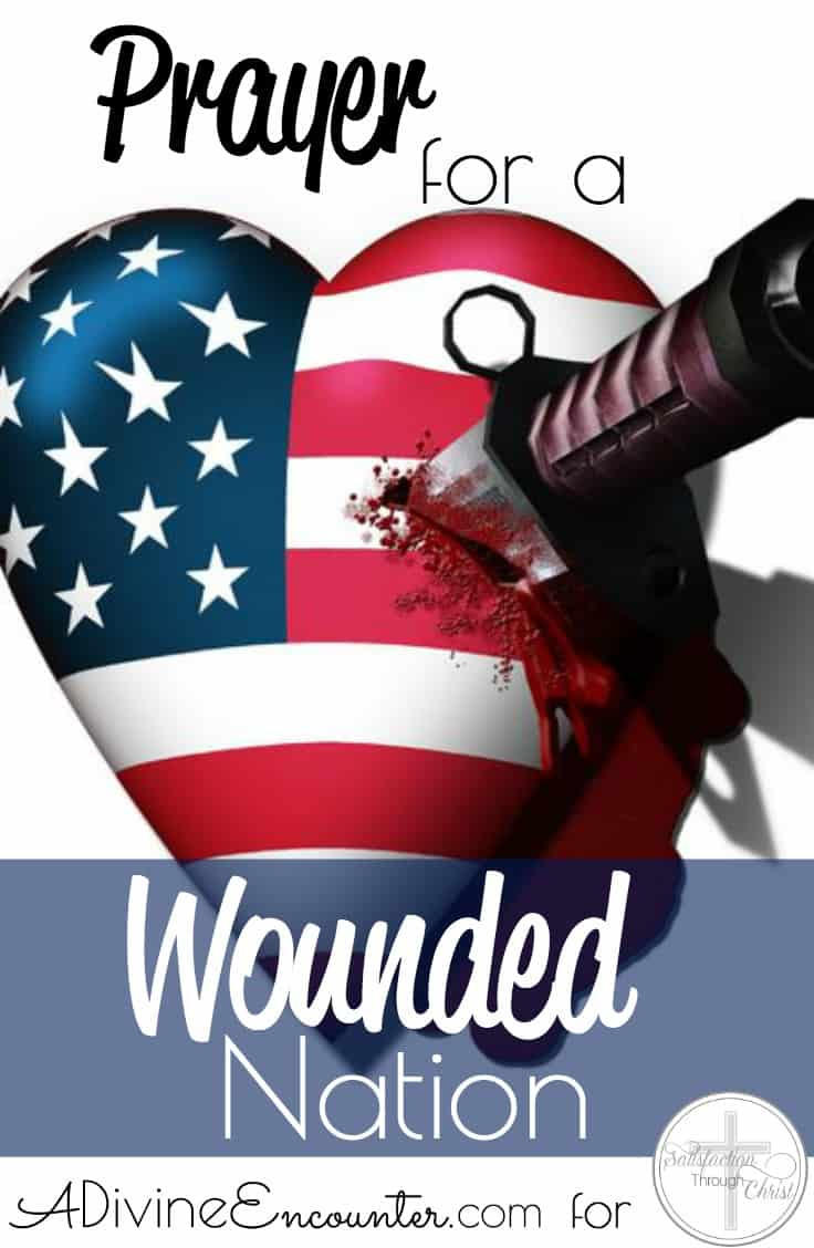 Prayer for a Wounded Nation