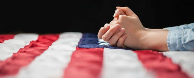 Praying the Scriptures for America fb