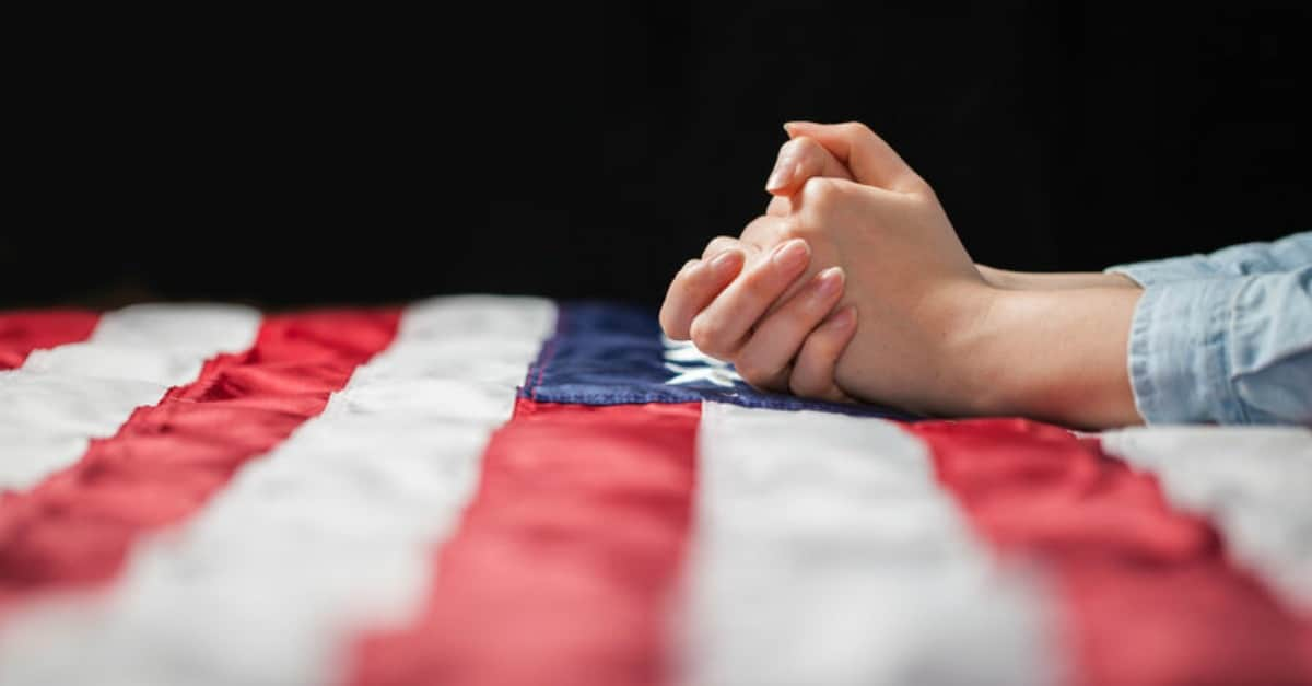 Praying the Scriptures for the United States of America