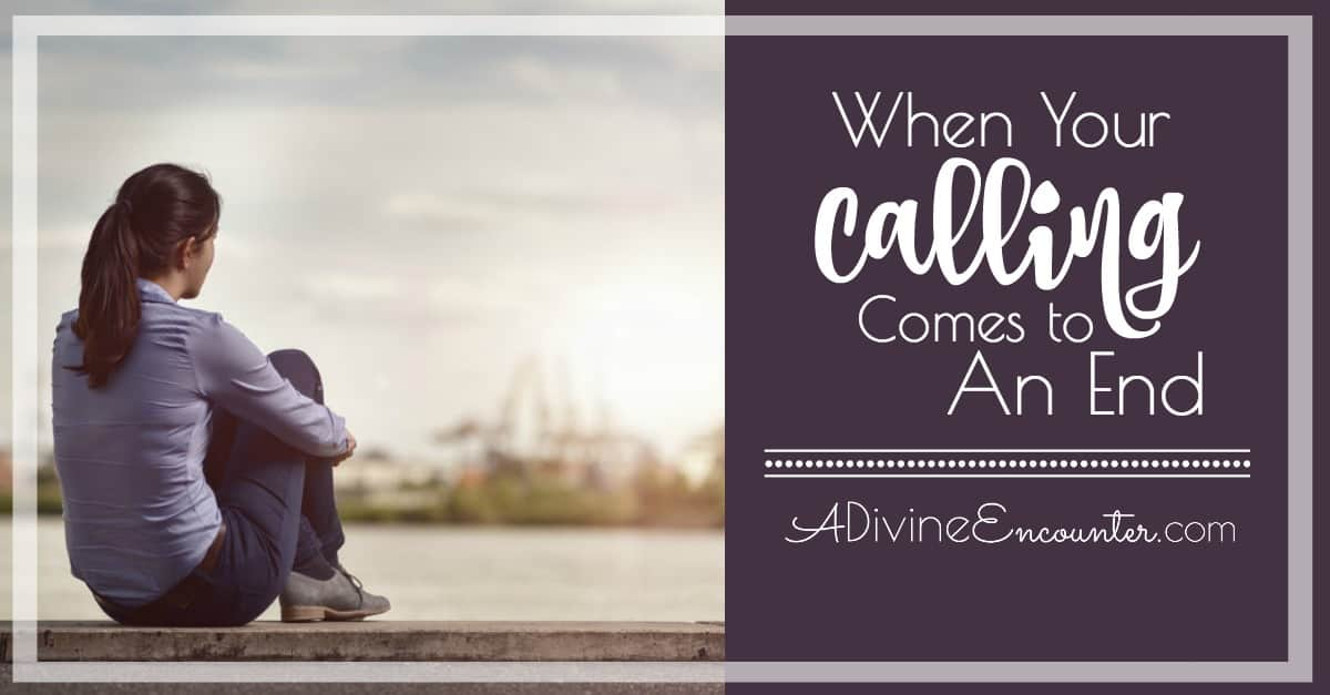 When Your Calling Comes to an End fb